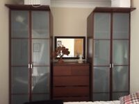 Ikea wardrobes. Two at £50 each