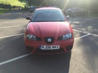 Seat Ibiza Reference tdi Turbo Diesel 1.4cc 80bhp 3 door h/back 06/2006 1 former keeper 168k full se