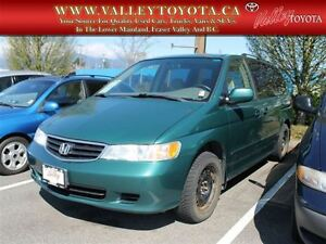 2002 Honda Odyssey FOR PARTS ONLY (#305)