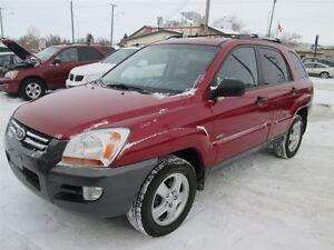 2007 Kia Sportage LX-V6