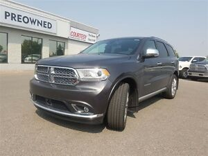 2017 Dodge Durango Citadel | Low KM's | Fleet Cancellation