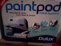 New Boxed Dulux Paint Pod