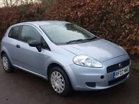 **BARGAIN**Fiat Grade Punto **NEW SHAPE**