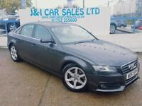AUDI A4 1.8 TFSI SE 4d 160 BHP A GREAT EXAMPLE INSIDE AND (grey) 2008