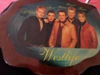Westlife plaque