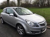 VAUXHALL CORSA SXI 16V PETROL.E/W.BRILLIANT DRIVE.ONLY 50K MILES.CD PLAYER.2 CENTRAL LOCKING KEYS.