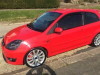 Ford Fiesta ST150 2006 Racing Red Facelift