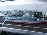 Radio controlled boats