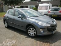 2009 Peugeot 308 1.4 S, 5Dr, 75k Miles. Mot March 19. £1,695.ono. (P/X Welcome)
