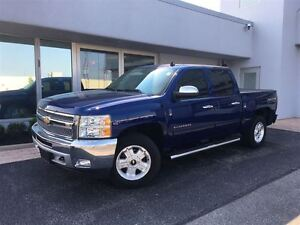 2013 Chevrolet Silverado 1500 LT ONE OWNER...NO ACCIDENTS