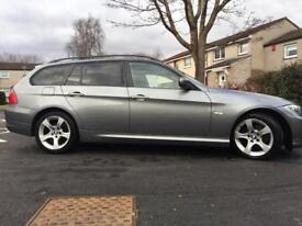 10 PLATE BMW 320D SE TOURING**FULL YEARS MOT** STOP/START**FULL SERVICE HISTORY**ONLY 92000 MILES***