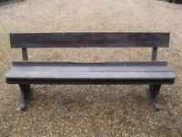 6 ft. SCRUFFY CHURCH PEW / BENCH . More available. delivery possible. ALSO PEWS & CHAPEL CHAIRS.