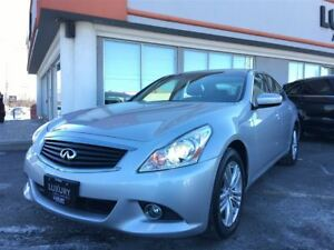 2013 Infiniti G37X LUXURY PKG-NAV-CAMERA-ONLY 60K