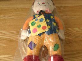 large toy talking mr Tumble