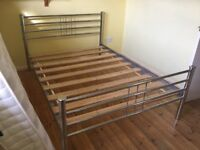 Double bed frame in cardiff