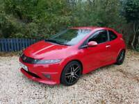 Honda civic type R GT 2007 for sale, 93000 miles