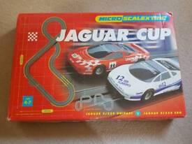 Micro scalextric (3 sets)