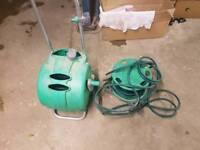 Garden hose rells rollers x 2