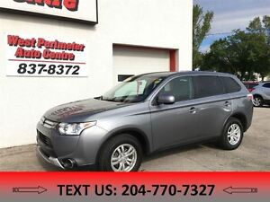 2015 Mitsubishi Outlander ES  **Well equipped great value**