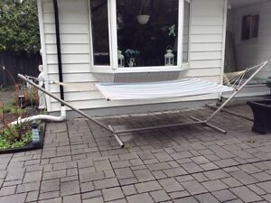 Hammock and stand sold pending pu
