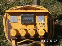 transformer diverter 4 wire points
