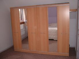 Double Bedroom Wardrobes