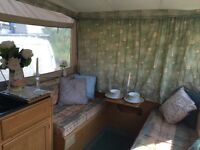 Pennine Pathfinder Excellent Condition, with huge awning free