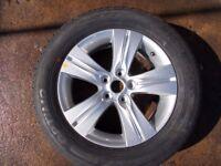 NEW KIA SPORTAGE – alloy wheels and tyres