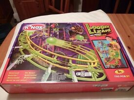 K'NEX Loopin Lizard Construction Set