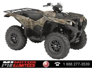 2018 yamaha  Grizzly 700 DAE *Promo treuil + 1.89% sur 24 mois