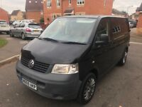 VW t5 panel van 1.9TDI