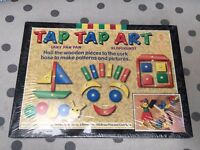 NEW Tap Tap Art Board Game Sealed 5038728041970