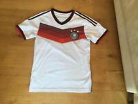 Brandnew Germany 2014 World Cup winners Football Shirt