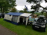 Conway Canterbury DL trailer tent