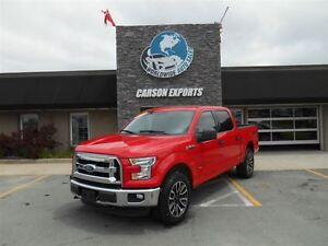2016 Ford F-150 XLT! 4X4! FINANCING AVAILABLE!
