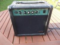 10W guitar amp stagg 10GA