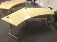 Office Desk Job Lot Furniture Clear Out