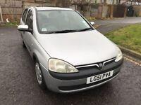 2001 Vauxhall Corsa 1.2 i 16v Comfort 5dr Manual @07445775115