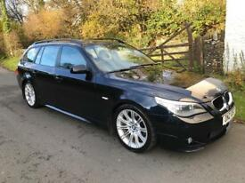2006 BMW 520d Msport Touring