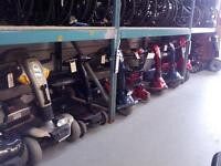 Used Mobility Scooters as low as $400.00!