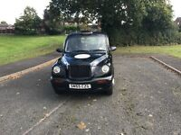 tx2 black cab taxi for sale