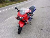 Honda CBR600F CBR 600 F