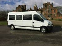 minibus hire with driver WEST MIDLANDS