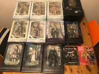 Final Fantasy Figures – Some new in Sealed Boxes