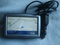 tom tom xl sat nav