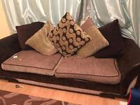 Dfs fabric sofa