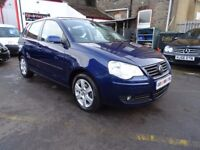 2009 Volkswagen Polo 1.2 Match 5dr FULL SERVICE HISTORY