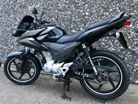 Stunning Black Honda CBF 125 *Delivered* CBF125 125cc. CBT Learner legal