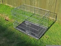 Dog Training Crate (Small/Two Door) unused and as new.