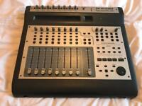 M-Audio Studio Project mix FireWire audio interface mixing desk